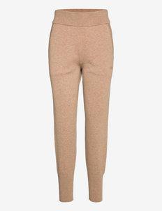 Flillian - dressipüksid - light/pastel brown