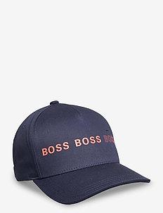 Cap-Double - caps - navy