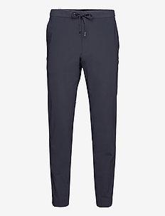Banks4-J - casual broeken - dark blue