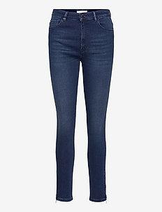 SKINNY CROP 3.0 - skinny jeans - bright blue