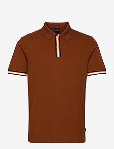 Parlay 126 - krótki rękaw - open brown