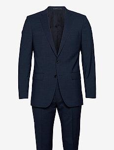 Huge6/Genius5 - enkeltkneppede dresser - dark blue