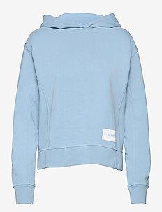 Esqua - hættetrøjer - light/pastel blue