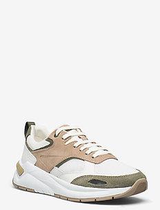Skylar Lace Up_trmes - lave sneakers - medium beige