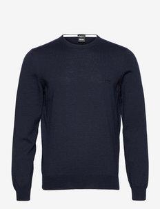 Botto-L - tricots basiques - dark blue