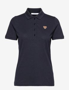 Efeela - t-shirts - open blue