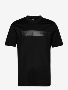 Tiburt 261_P - t-shirts à manches courtes - black
