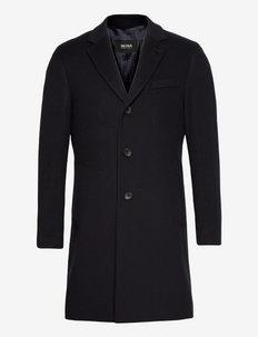H-Hyde-214 - manteaux de laine - dark blue