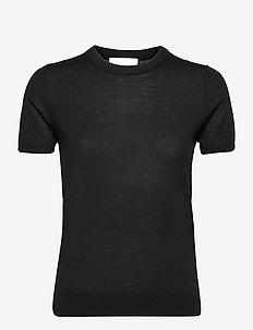Falyssia - t-shirts - black