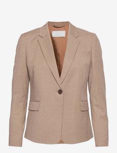 Jeniver - casual blazer - light/pastel brown