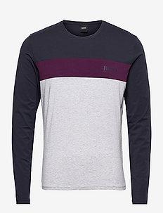 Balance LS-Shirt RN - basic t-shirts - dark blue