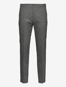 H-Genius-Detail-214 - formele broeken - medium grey