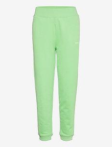 C_Ejoy1_Active - sweatpants - open green
