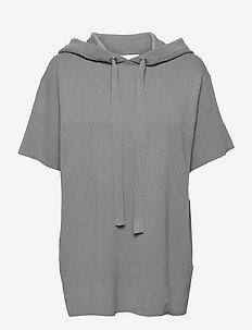 C_Flara1 - sweatshirts - silver