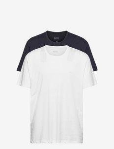 T-Shirt 2P BT RN - t-shirts à manches courtes - open blue