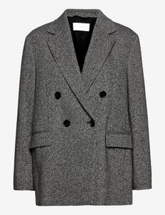 Jukkah1 - oversize blazer - open miscellaneous