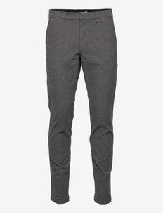 Kaito1 - pantalons chino - black