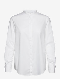 C_Befelize_18 - chemises à manches longues - white