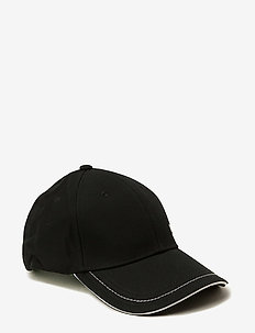 Cap 1 - kasketter - black