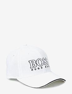 Cap US - kepsar - white