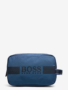 Pixel_Washbag - toilettasker - bright blue