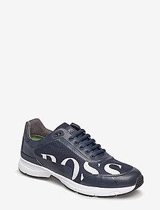 Velocity_Runn_logo2 - lave sneakers - dark blue