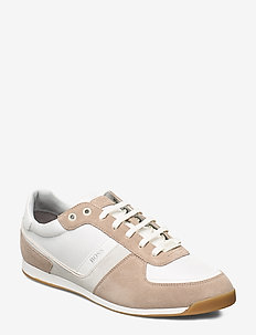 Glaze_Lowp_mx - låga sneakers - open white