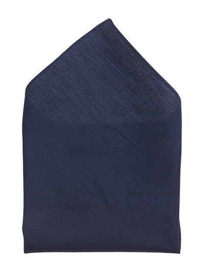 Pocket square 33x33 - DARK BLUE