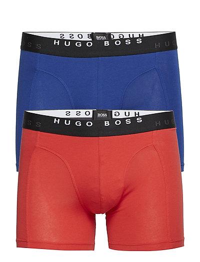 Boxer Brief 2P Solid - BRIGHT RED