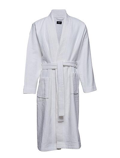Waffle Kimono - WHITE