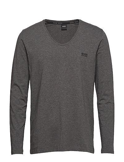 Mix&Match LS-Shirt V - CHARCOAL