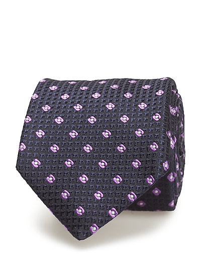 Tie 7,5 cm - BRIGHT PURPLE