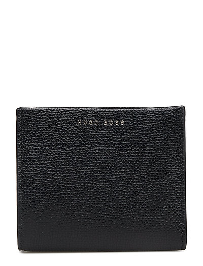 Taylor Small Wallet - BLACK