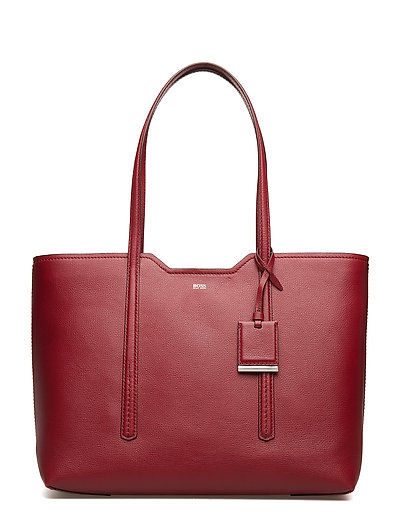 Taylor Shopper - DARK RED