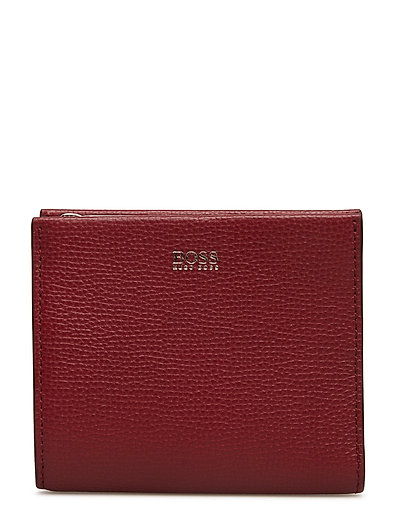 Taylor Small Wallet - DARK RED