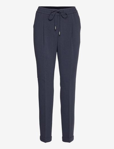 Tariyana9 - bukser med lige ben - open blue