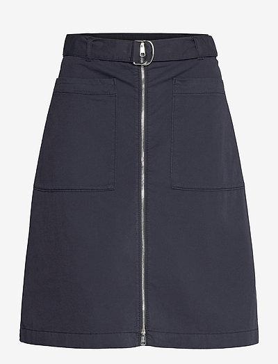 C_Vaggie-D - midi nederdele - open blue