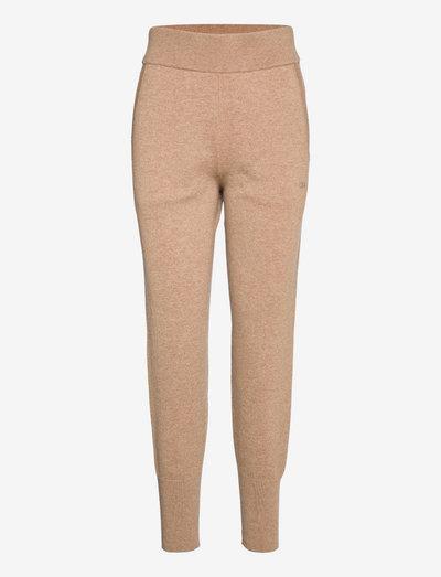 Flillian - sweatpants - light/pastel brown