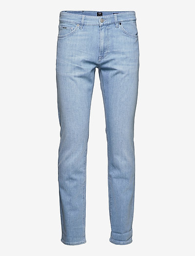 Maine3 - regular jeans - light/pastel blue