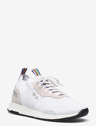 Titanium_Runn_pride - låga sneakers - open white