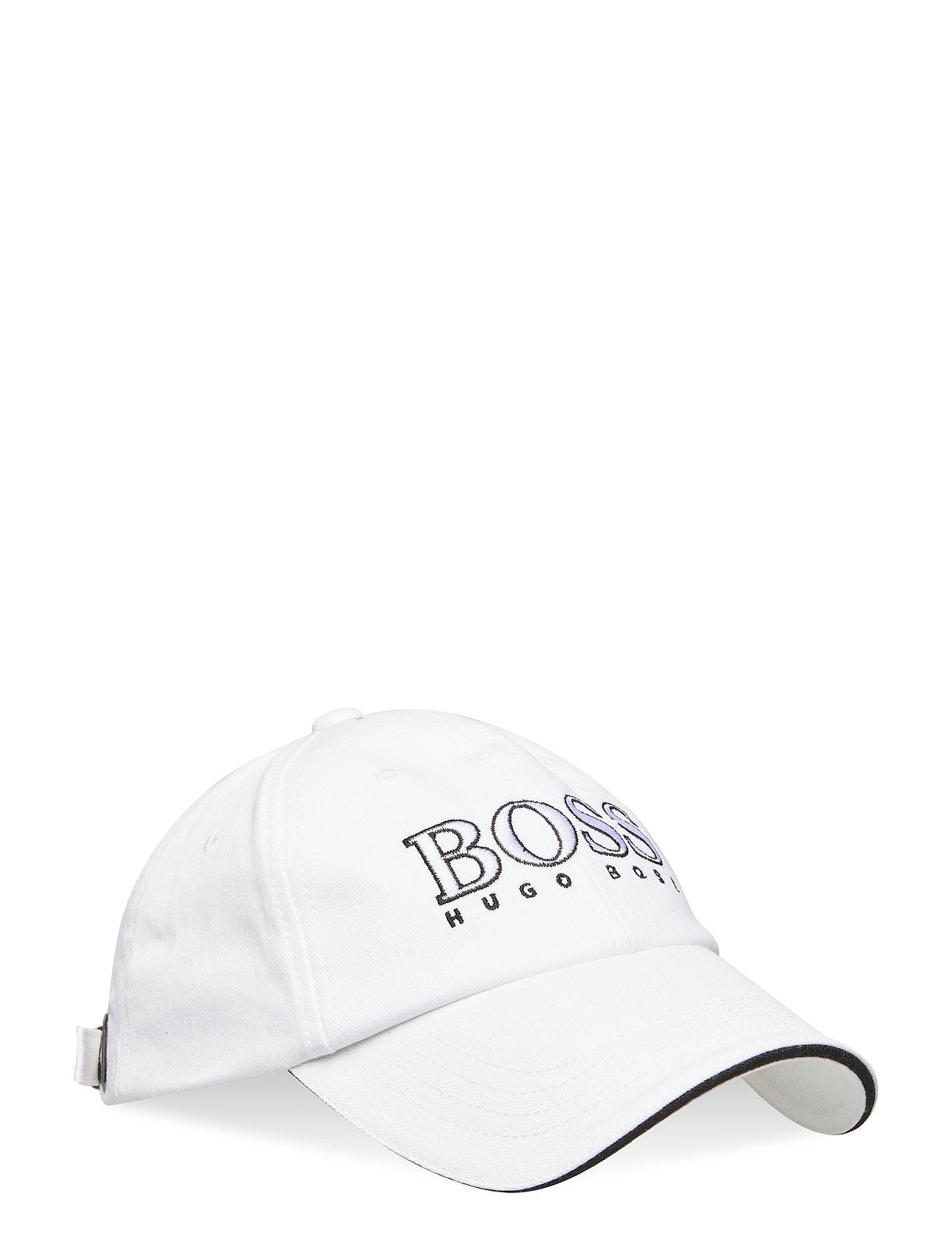 BOSS CAP - WHITE