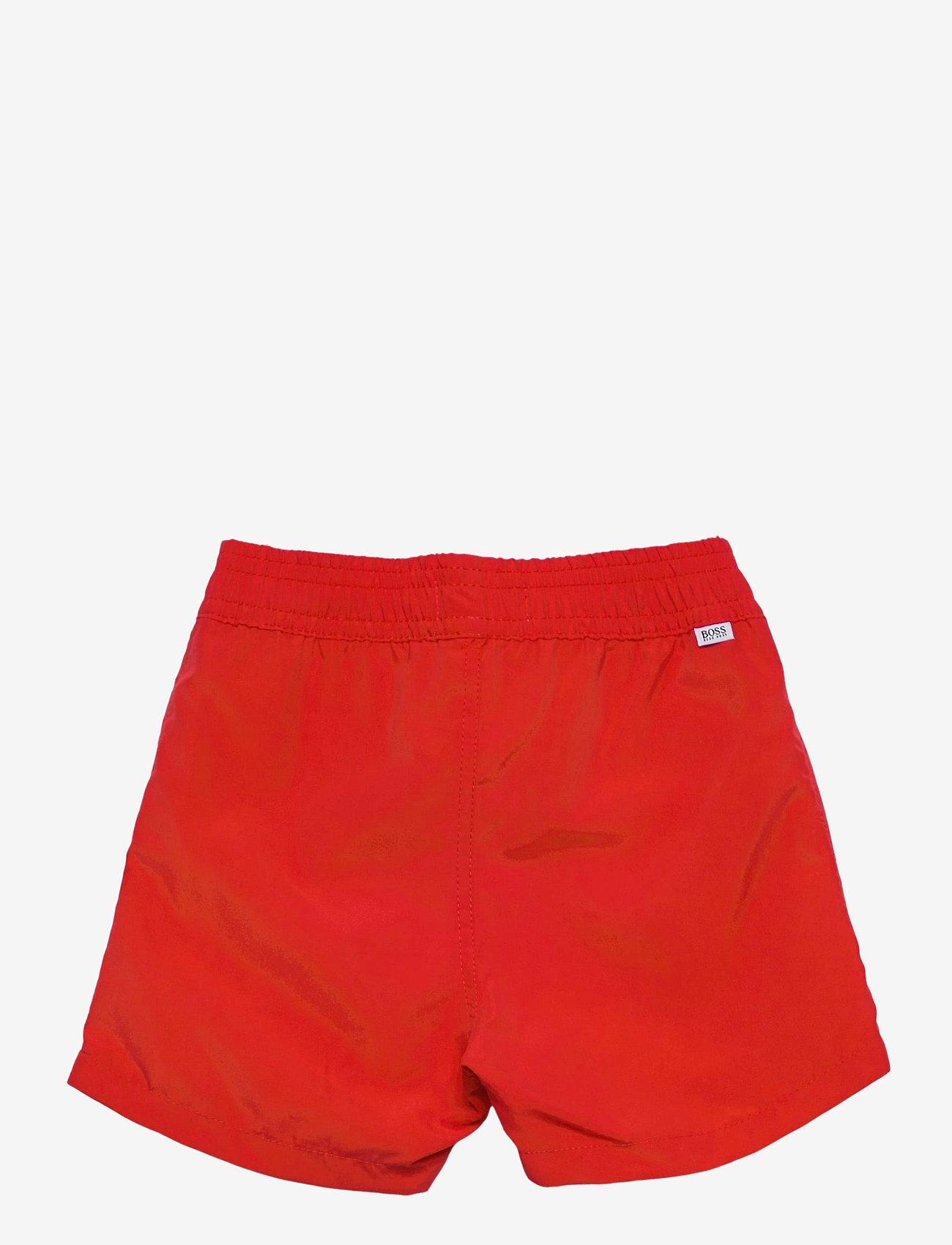 BOSS - SWIM SHORTS - badehosen - bright red - 1