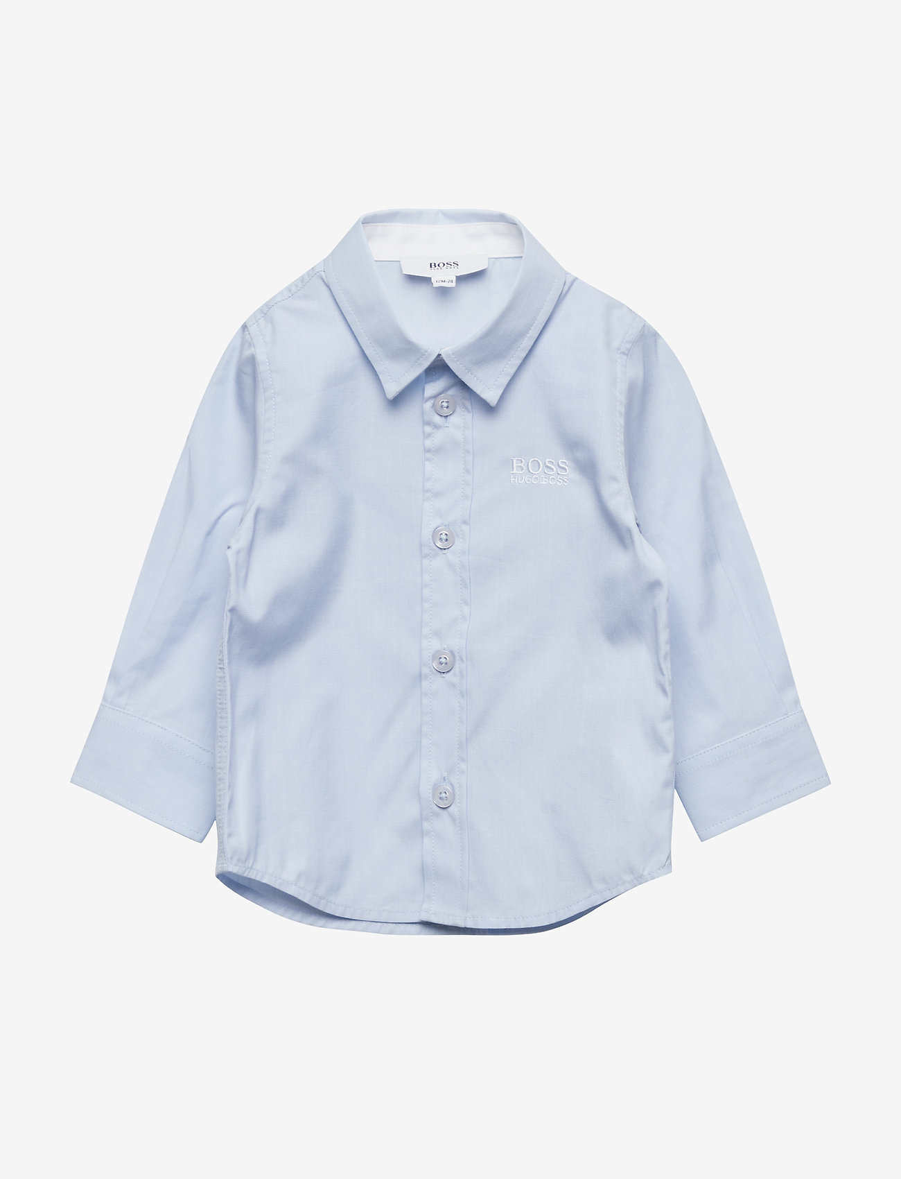 BOSS - SHIRT - overhemden - pale blue - 0
