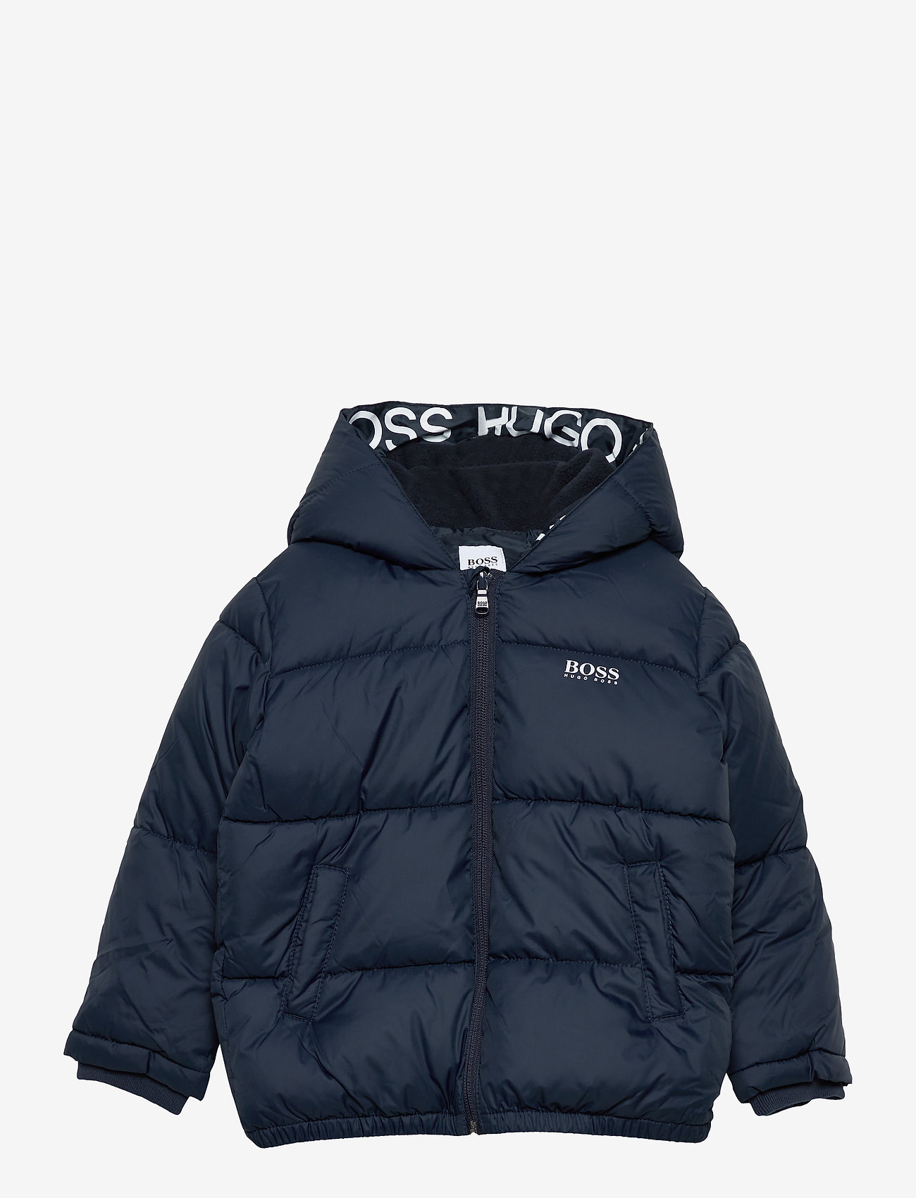 BOSS - PUFFER JACKET - puffer & padded - navy - 0