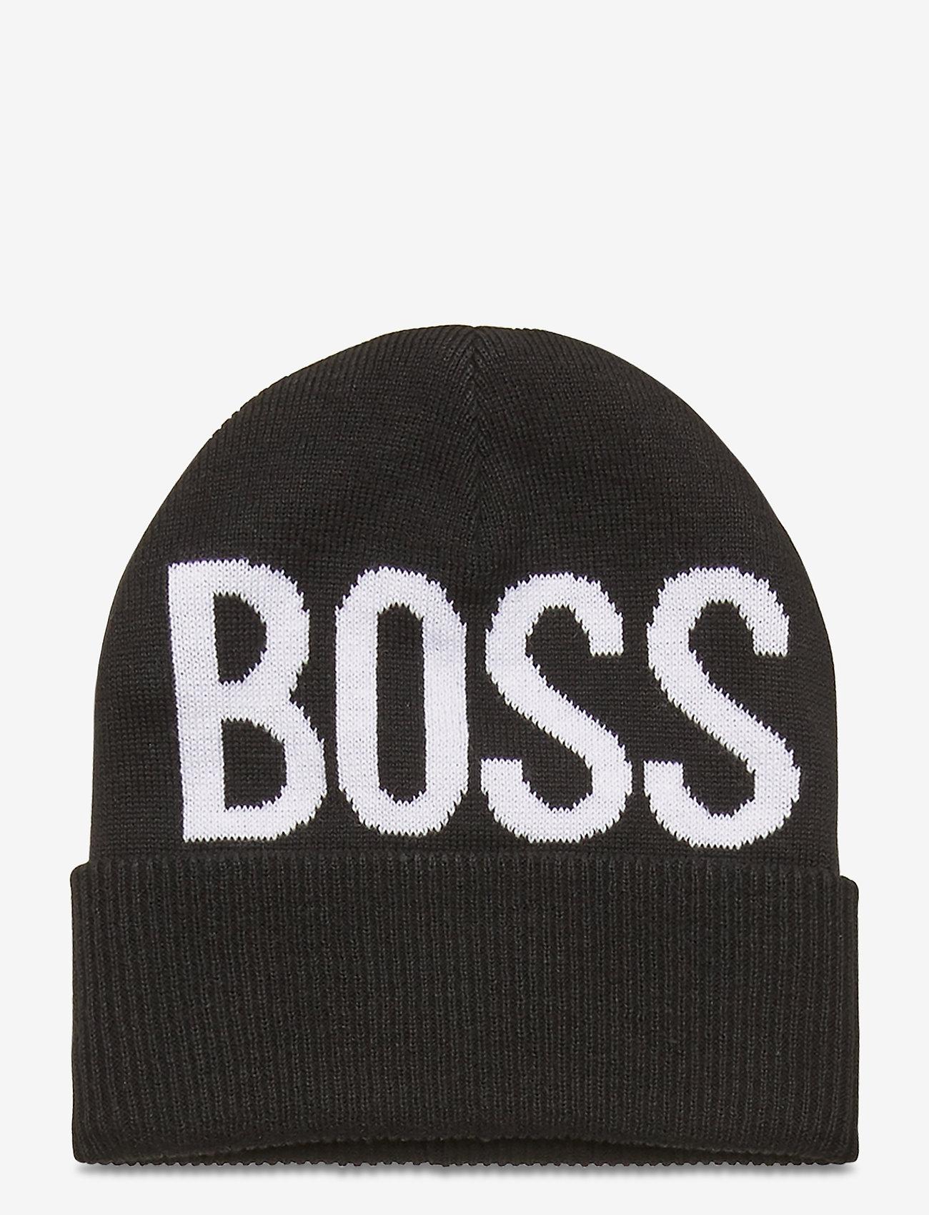BOSS - PULL ON HAT - huer - black - 0