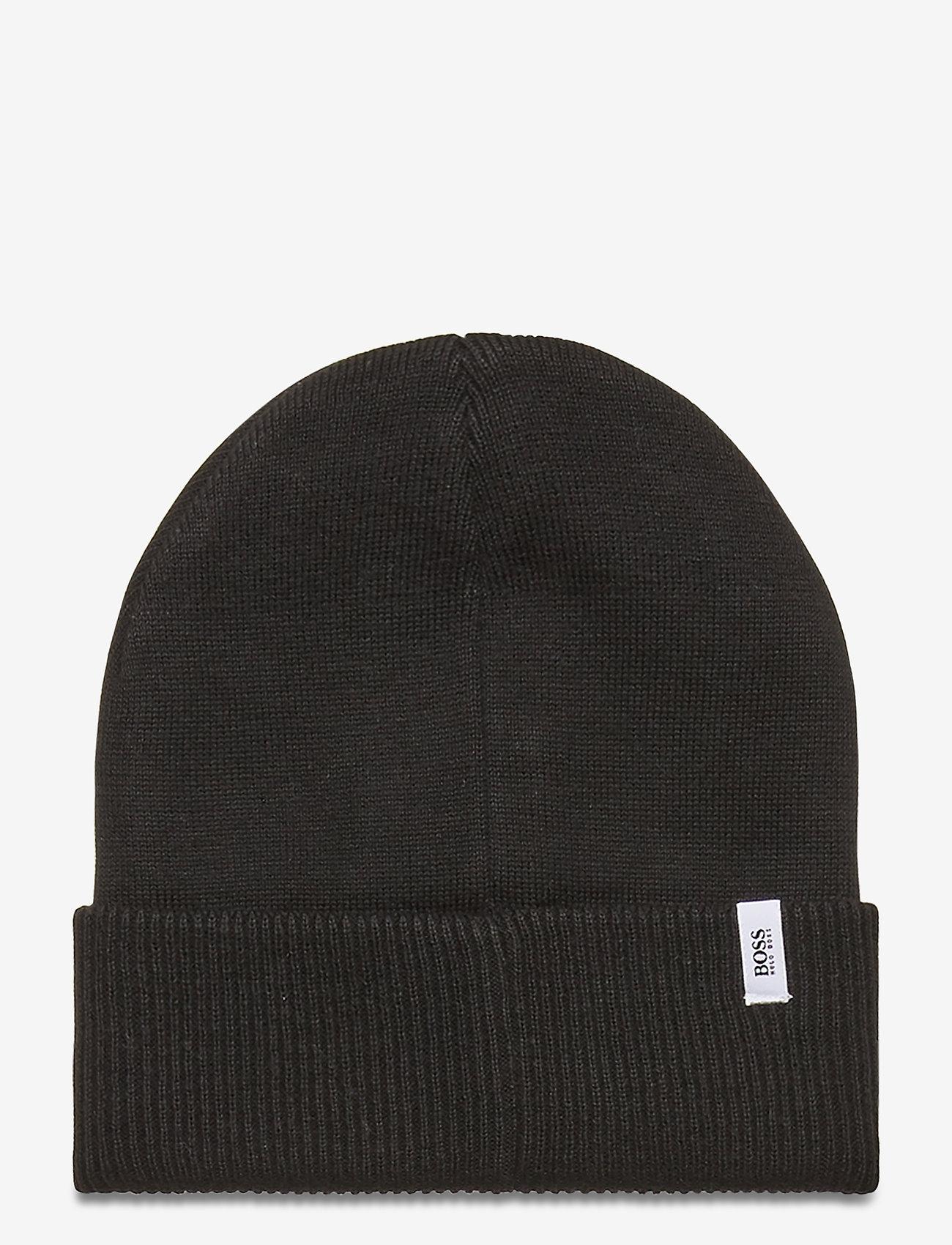 BOSS - PULL ON HAT - huer - black - 1