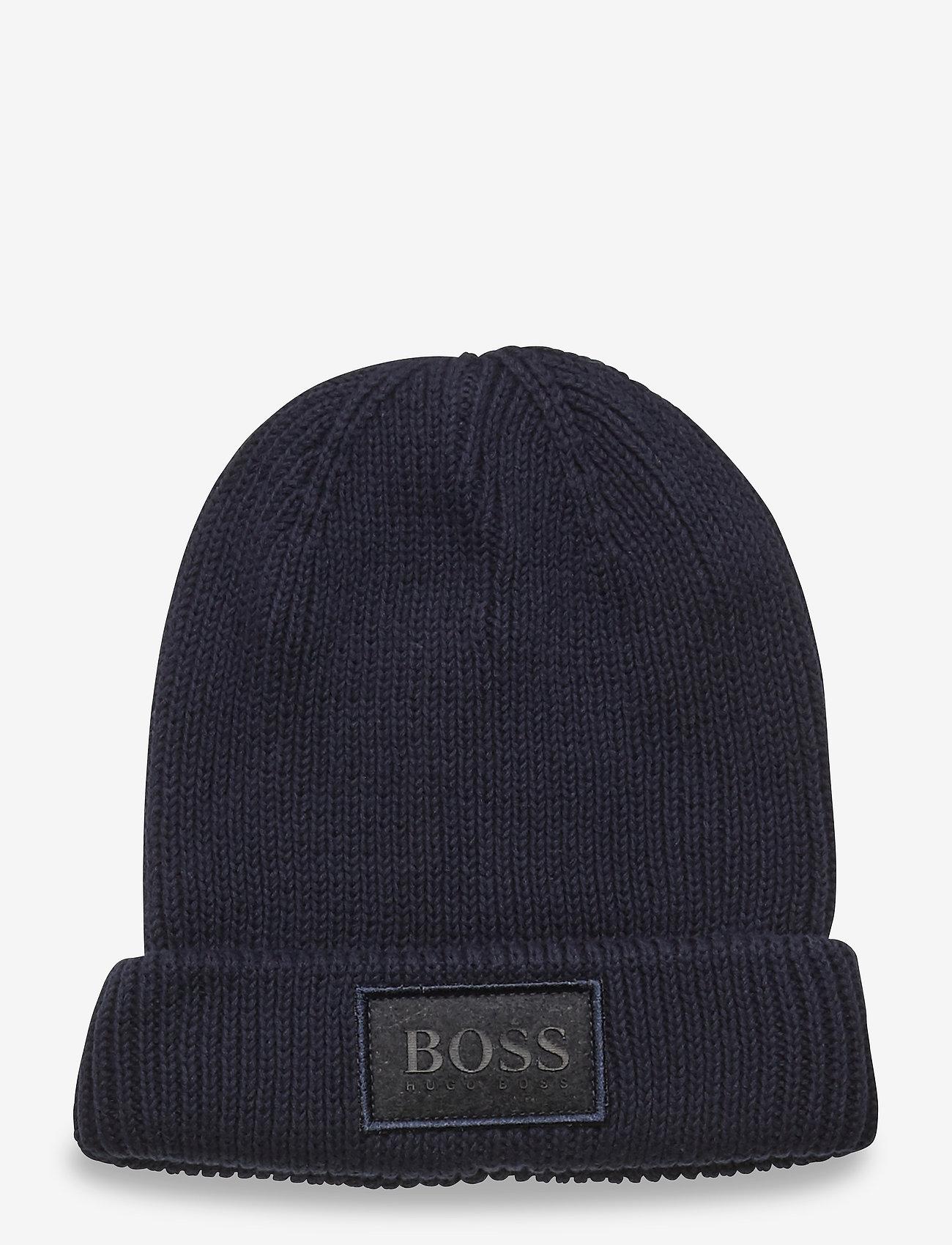 BOSS - PULL ON HAT - huer - navy - 0