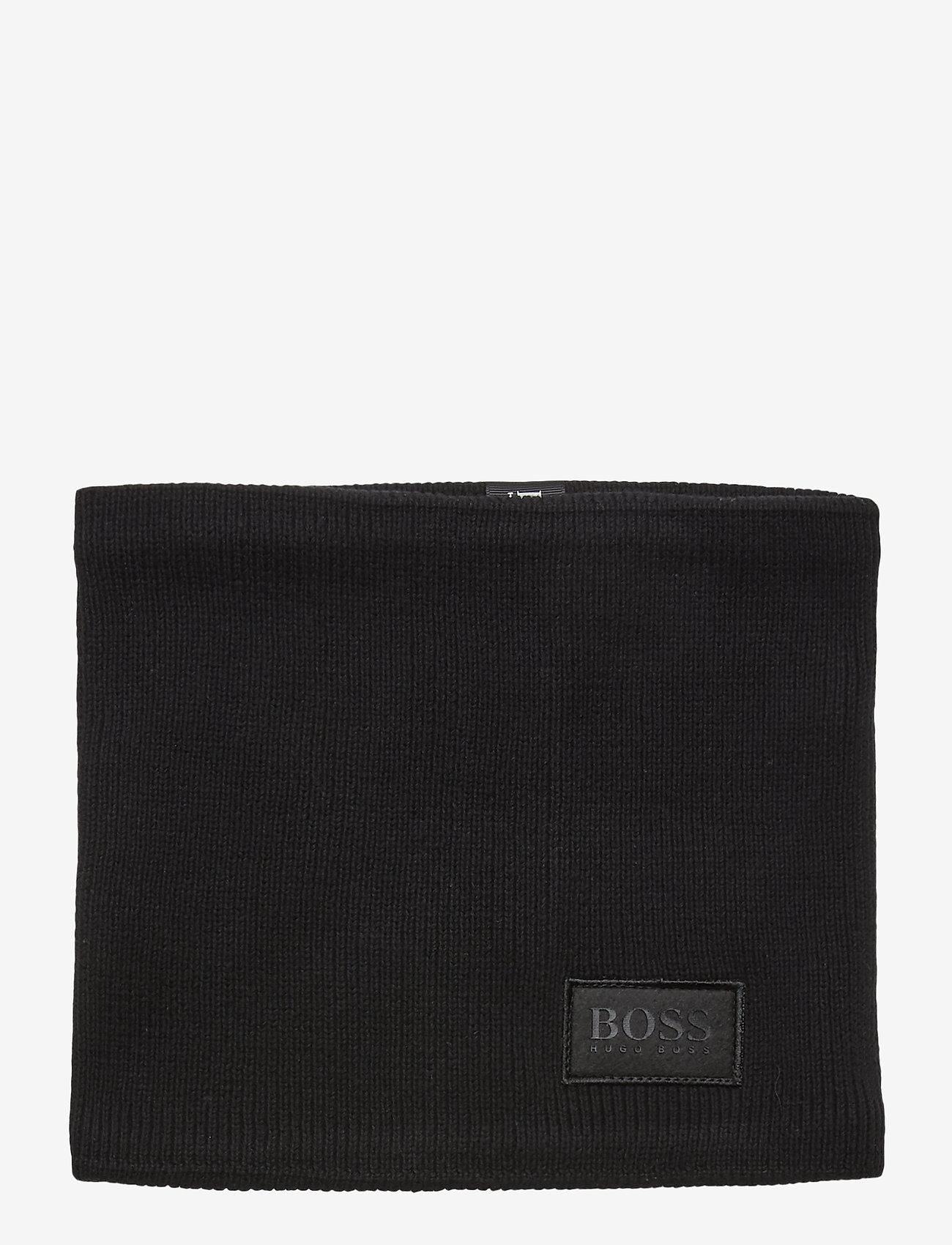BOSS - SNOOD - winterkleding - black - 1