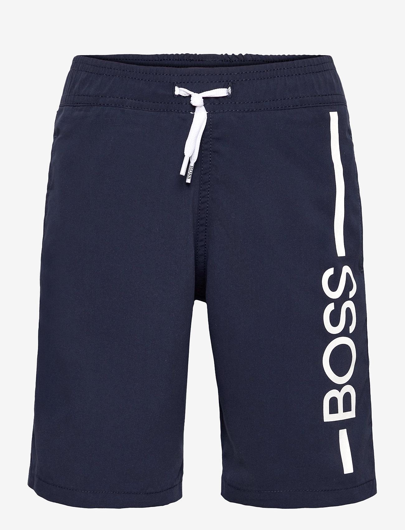 BOSS - SWIM SHORTS - badehosen - navy - 0
