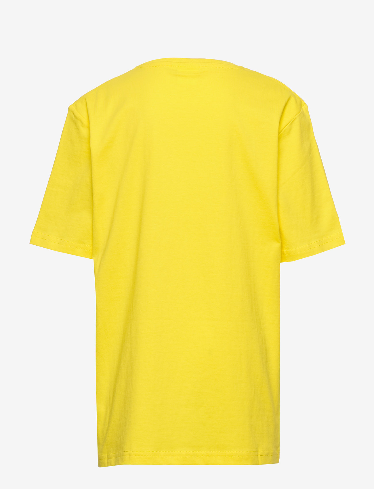 BOSS Yellow Logo Tee
